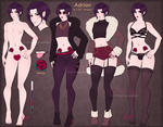 Adrian - Reference by Melyuni