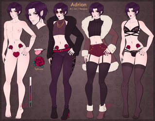 Adrian - Reference by MelBaka