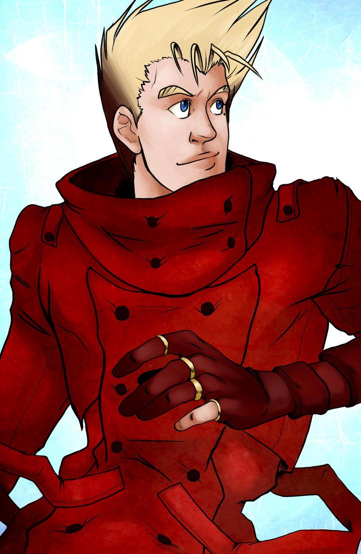 Blonde Hero by MohawkRainbow