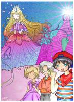 Magicant :Will'sContestEntry: by DarK-Karito