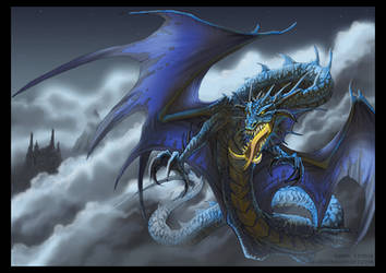 Fly by night by drakhenliche
