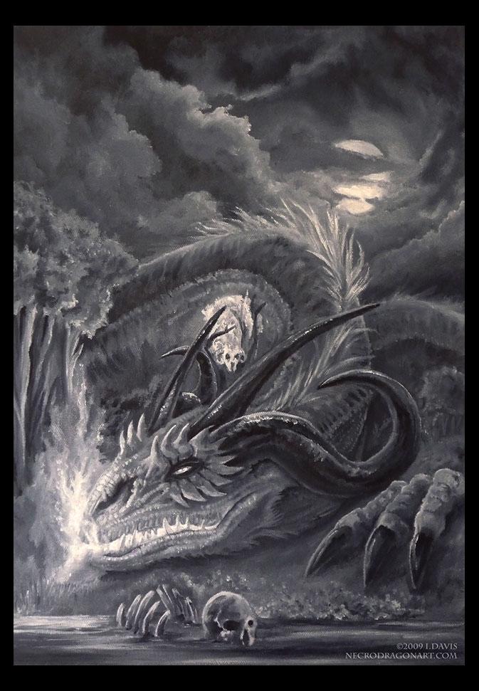 Dragon From Greek Mythology: The Colchian Dragon Picture, The Colchian Dragon Image