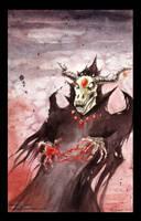 Shadow Priest by drakhenliche