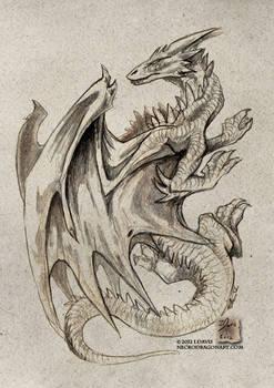 Sketchy Dragon