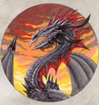 Circle Dragon. Iron