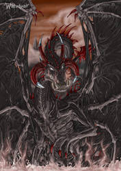 Winterheart. The False Goddess by drakhenliche