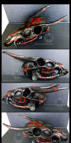 Chaos Skull 2 by drakhenliche