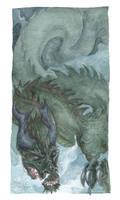 Murk Dragon by drakhenliche