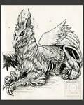 Undead Griffin