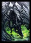 Dragon of the Mountains