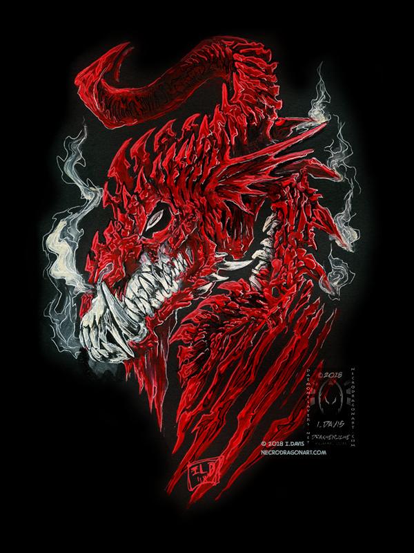Red Death by drakhenliche