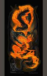Fire Dance by drakhenliche