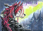 ACEO - Eleweth by drakhenliche