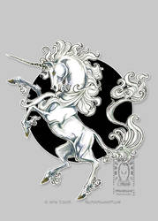 Unicorn by drakhenliche