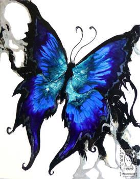 Liquid Butterfly