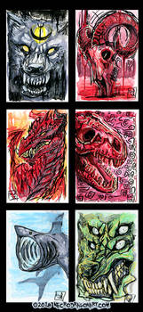 Aceo selection