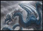 Blue Dragon. Stormlight
