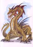 Flightless Dragon