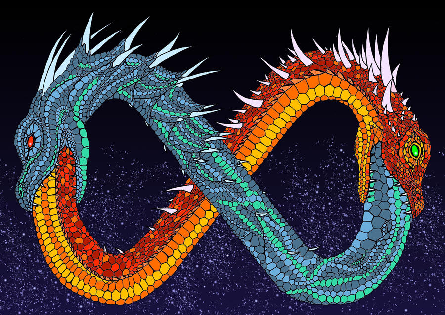 Infinity Dragons By DanMWithATwist On DeviantArt