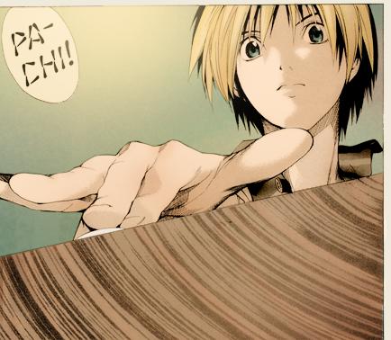 Hikaru panel by tinyness