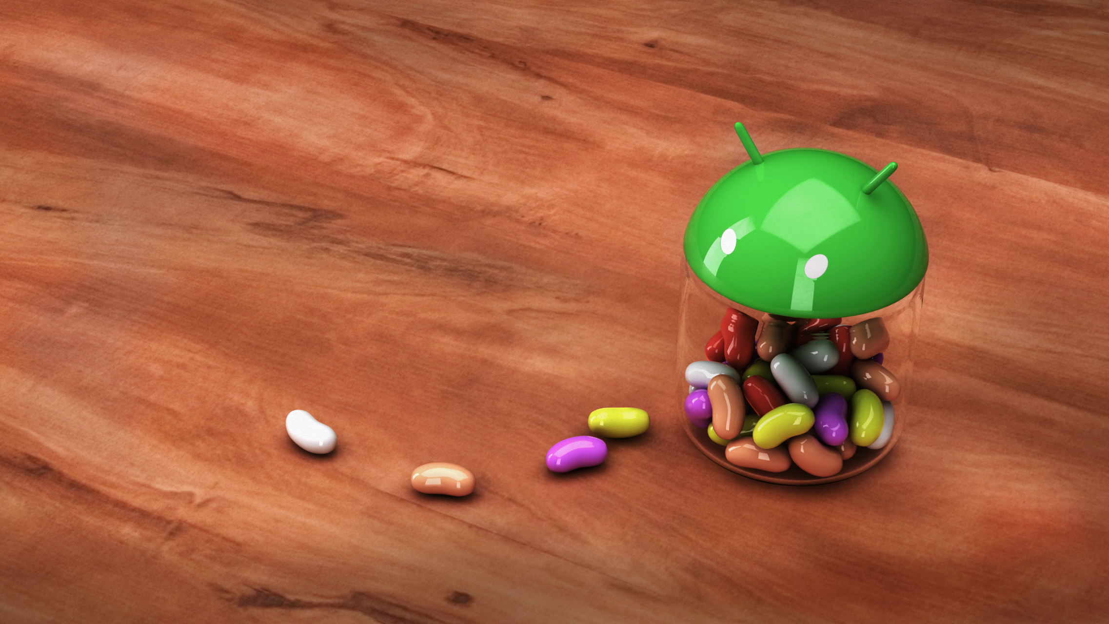 android jelly bean os by silver fate