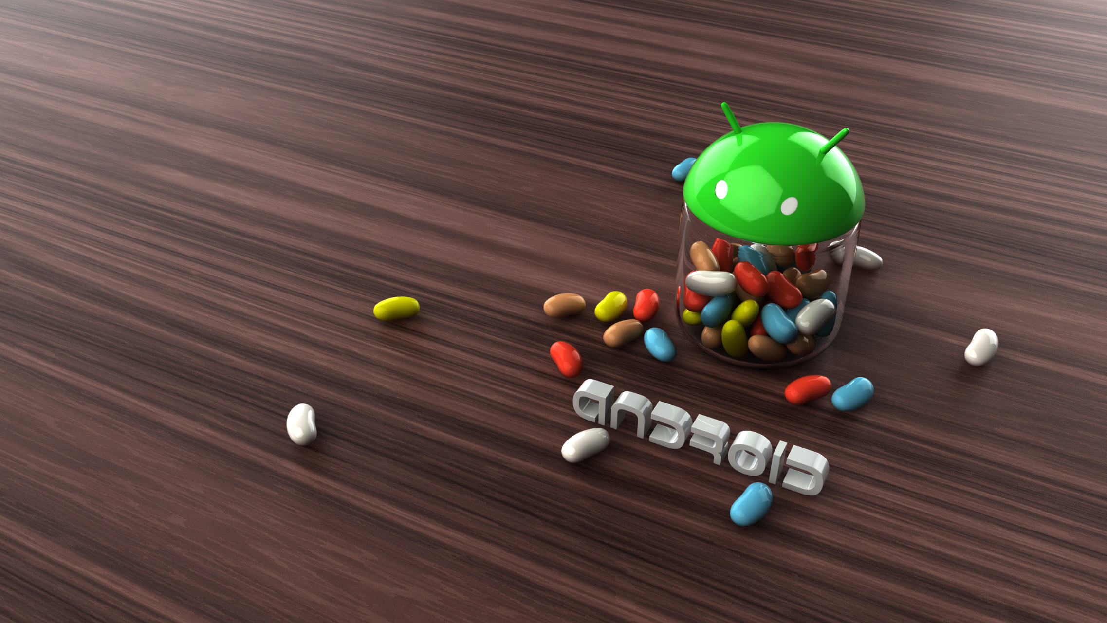 Android - Jelly Bean OS 2 by Silver-Fate