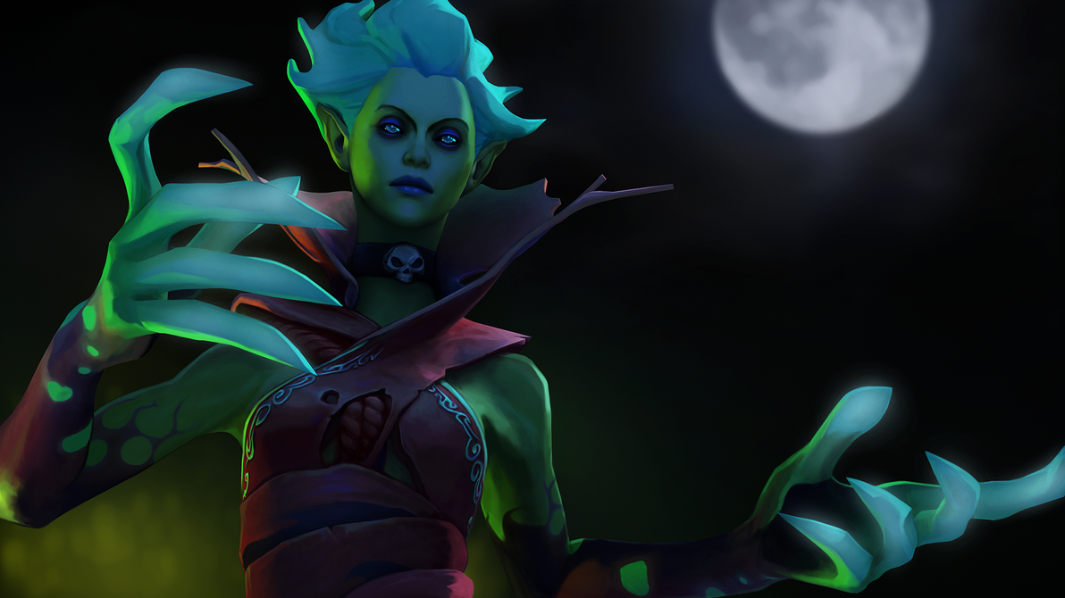 death prophet dota 2 by silver fate on deviantart