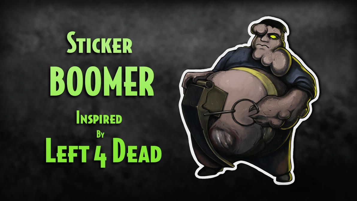 Boomer Sticker - CS:GO by Silver-Fate