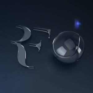Roger Federer Logo Acrylic Blocks