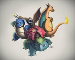 Pokemon First Generation