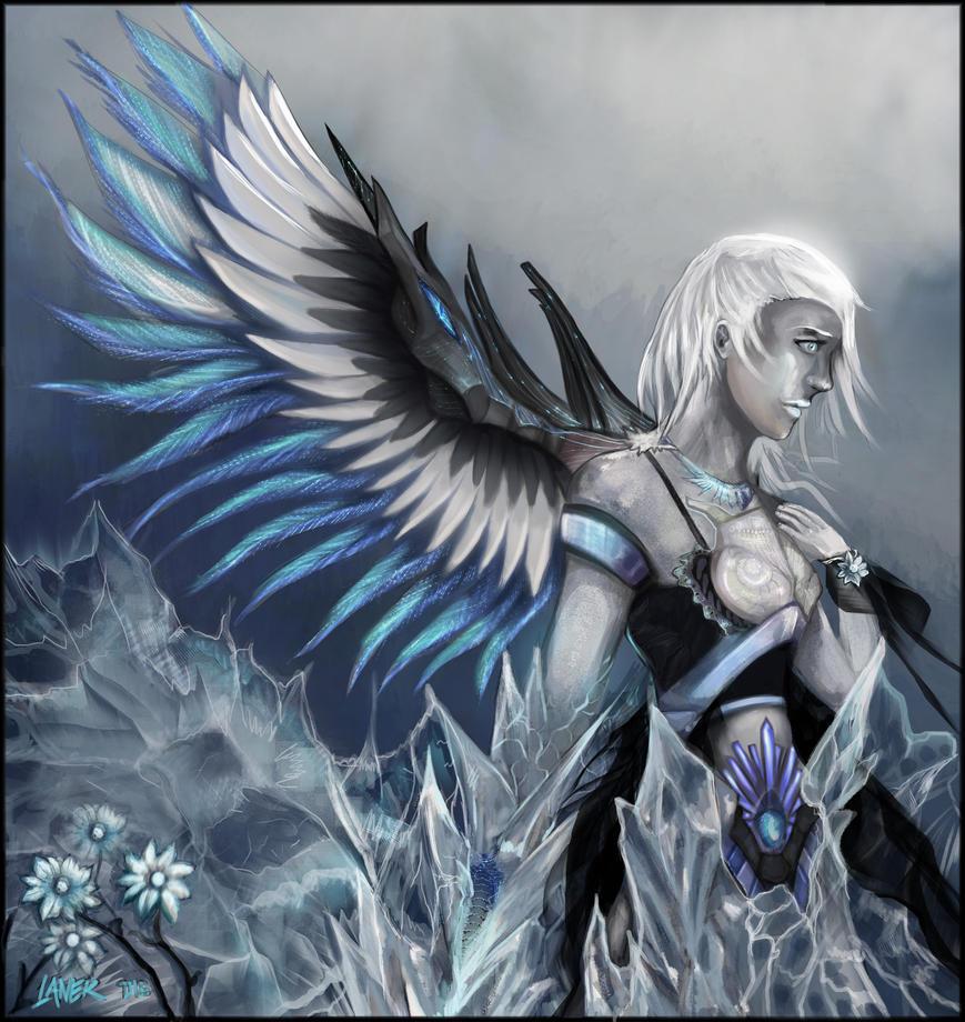 Seraph Glacialis X2 by LanerX