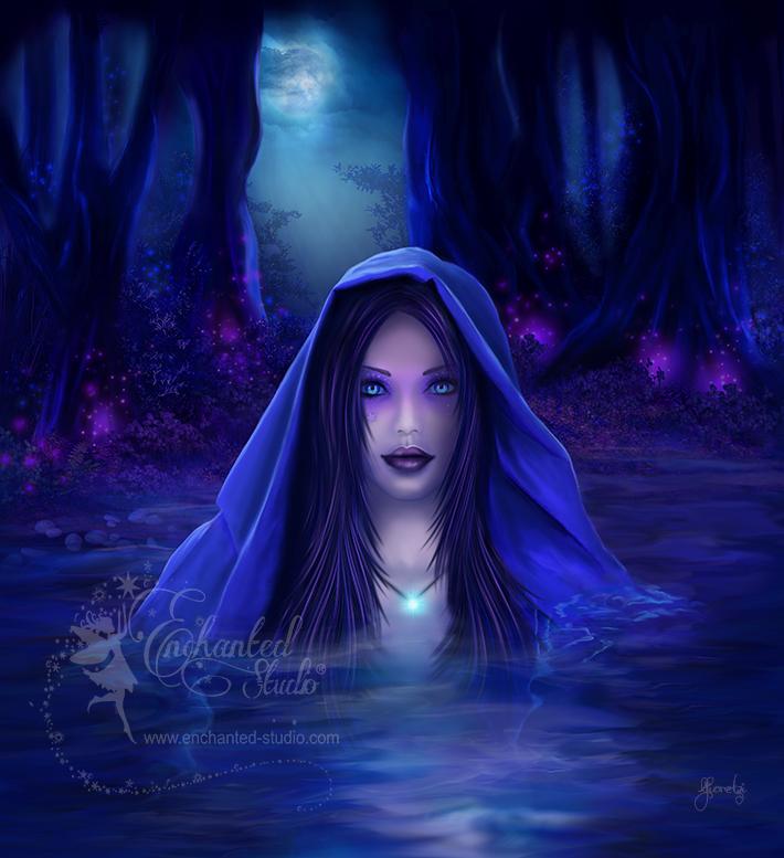 The secret of the lake by lillian-fioretzi