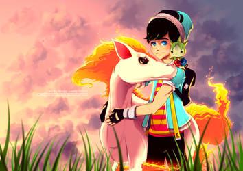 Pokemon : Friendship by goyong