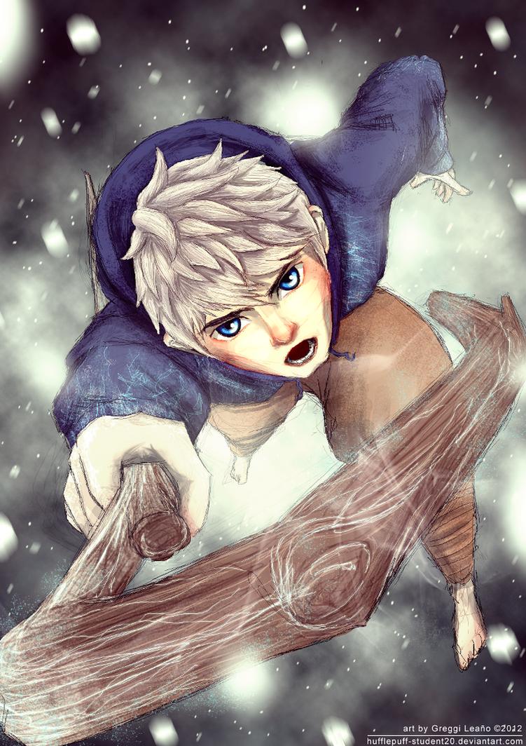Jack Frost by greggileano