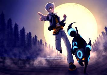 Moonlight Rush by goyong