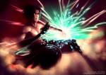 Shirtless Ninja: Uchiha Sasuke