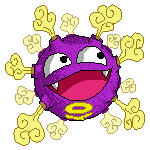 Koffing by goyong