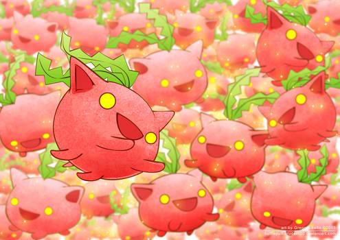 Like Flying Strawberries