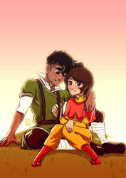 Young Love by goyong