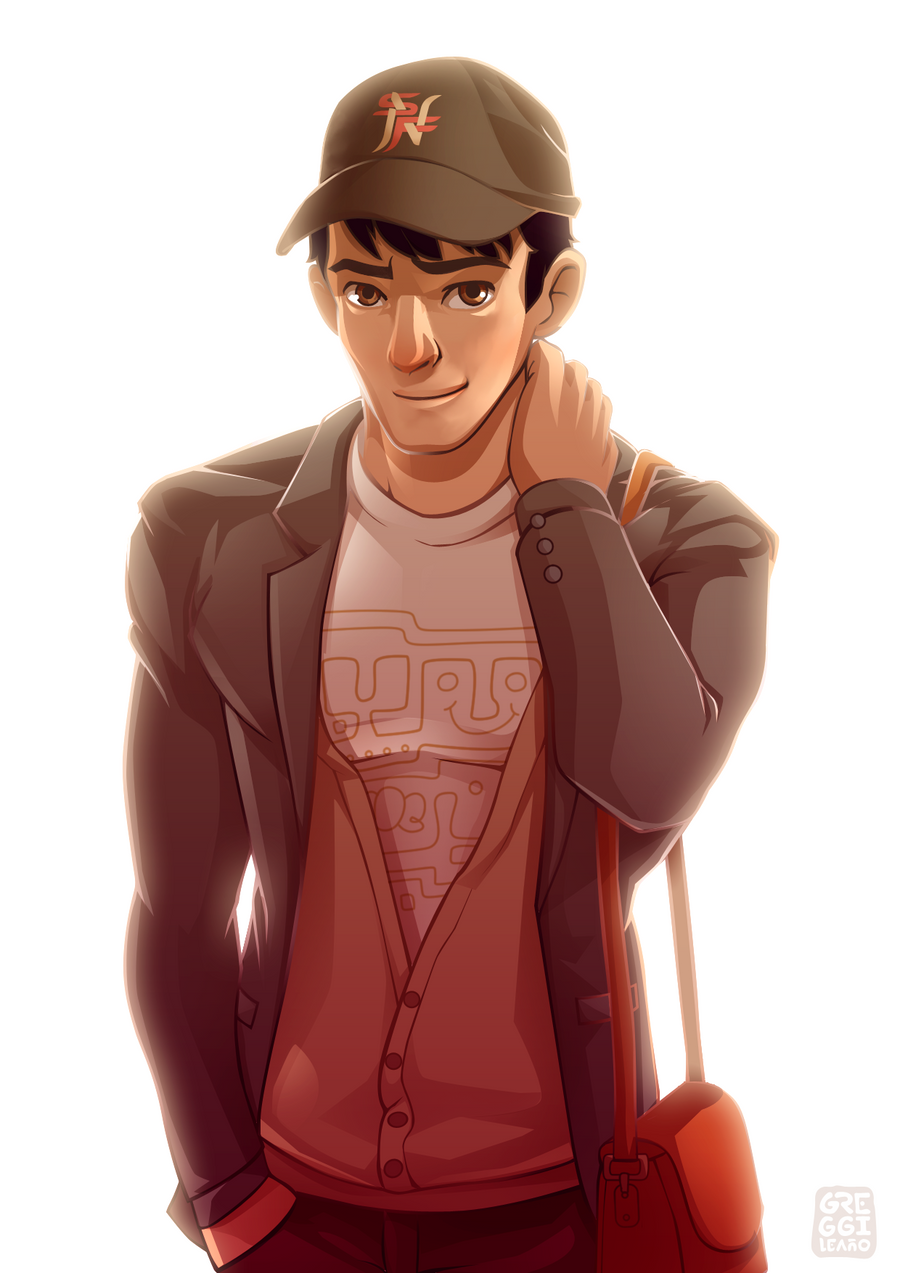Ask tadashi where did you get your cap hiro done anything