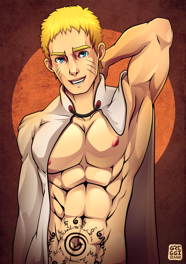 Nude shirtless pictures of naruto pic 360