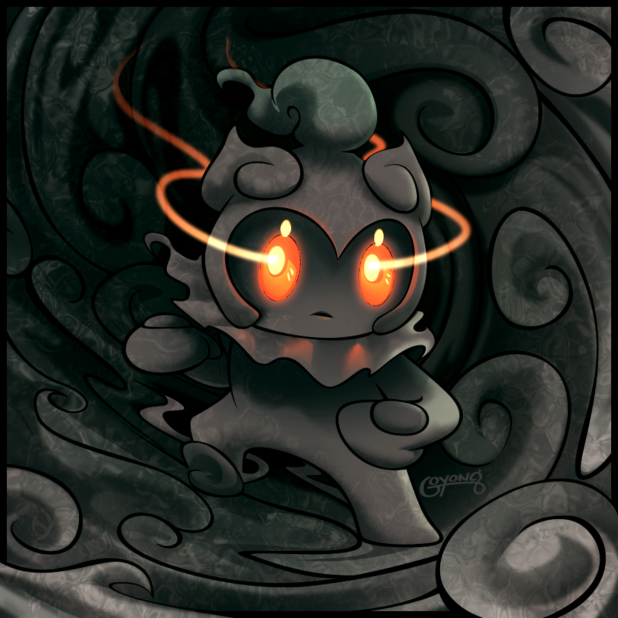Marshadow By Goyong On Deviantart