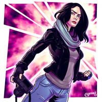 Jessica Jones by goyong