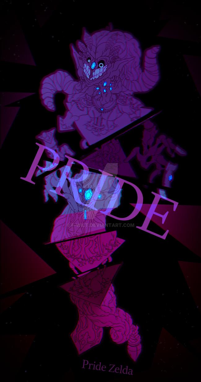 Pride Zelda by F-Wilt