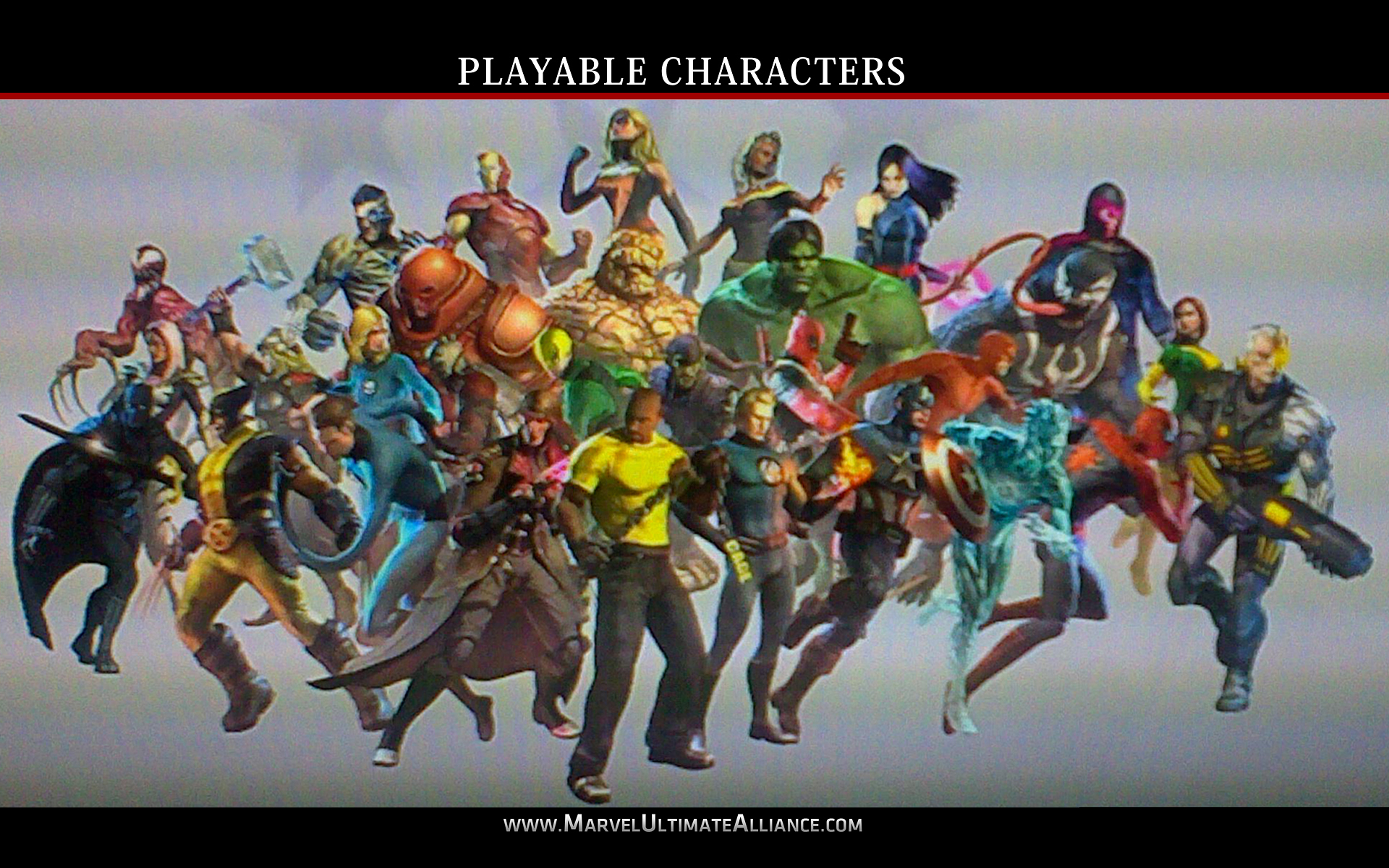 Marvel ultimate alliance 2 iron fist