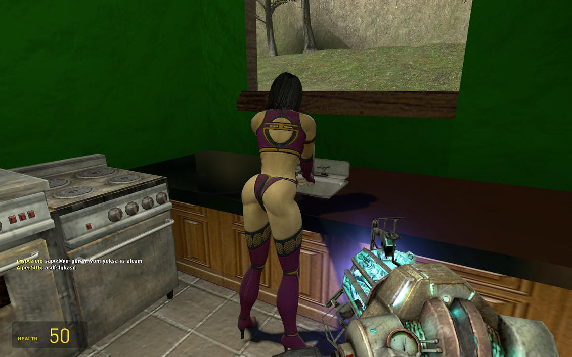 Giantess gmod in shower naked picture