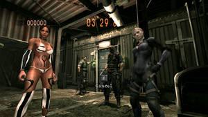 Resident Evil 5 The Mercenaries