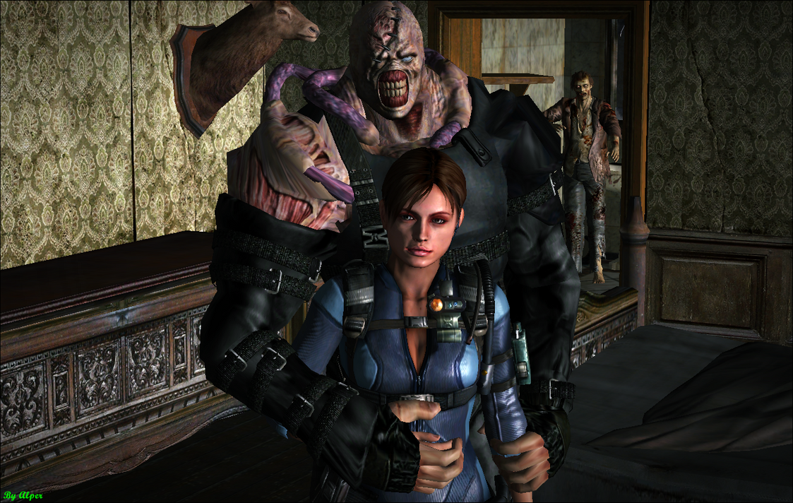 Jill valentine in trouble sex streaming
