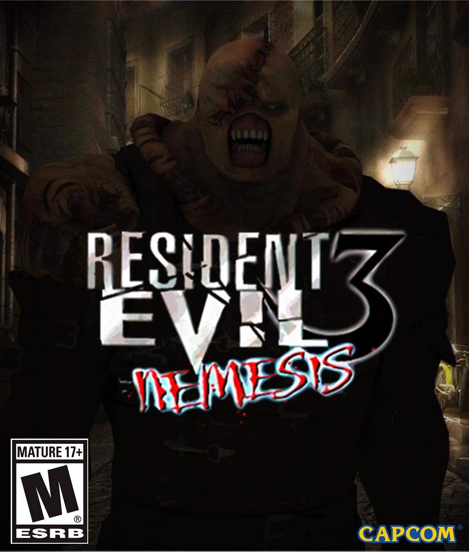 Resident Evil 3 Nemesis The New Cover Art By Alper 55 On Deviantart