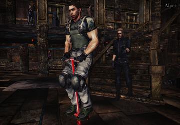 Resident Evil 5 On Resident Evil Virus Deviantart